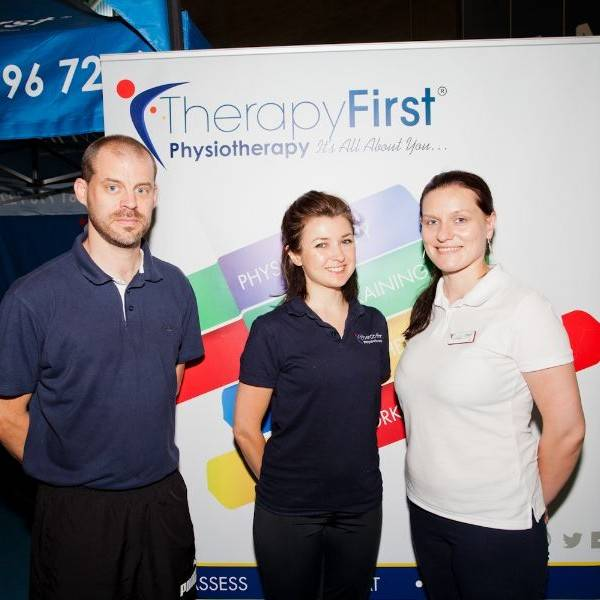 Therapy First at Manchester 10k