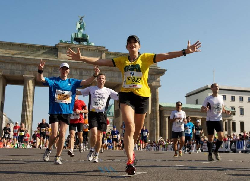 BMW Berlin Marathon - Sports Tours International