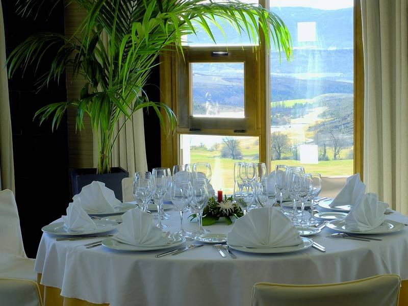Barcelo Jaca Golf & Spa Restaurant