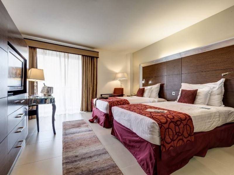 Place hotel Deluxe suite