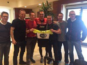Strade Bianche with Ivan Basso