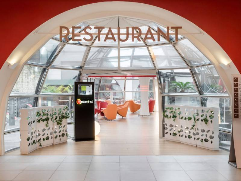 The Ibis Paris Cambronne Tour Eiffel restaurant