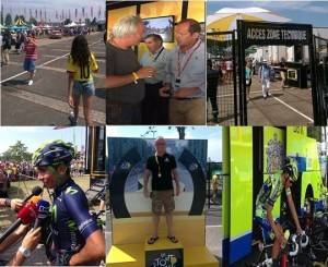 Tour de France Village Depart photos