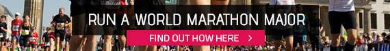 Run a World Marathon Major