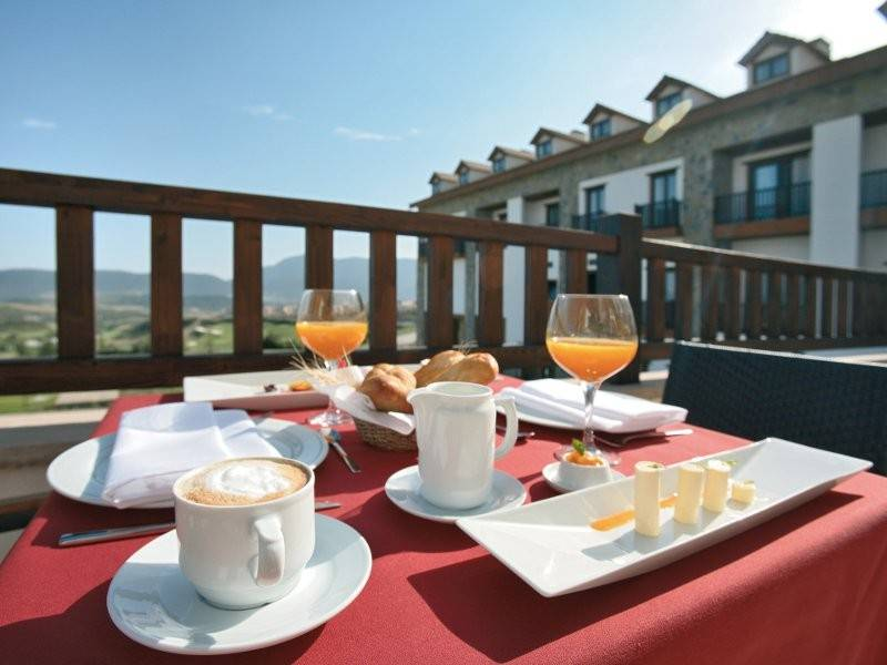 Barcelo Jaca Golf & Spa Breakfast