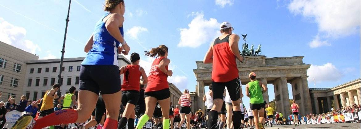 24th September - BMW BERLIN MARATHON - RUN THE FASTEST WORLD MARATHON MAJOR