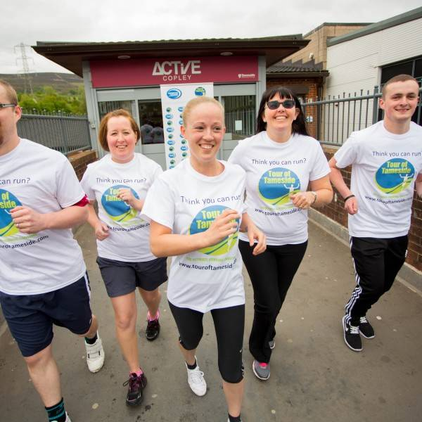 Borough of Tameside launches Ultimate Town Team Challenge