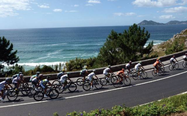 31st AUG 2016 - La Vuelta Espana - Be there for the next Grand Tour!