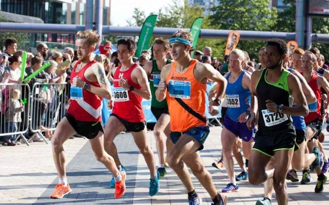 4th SEP 2016 - UKFast City of Salford 10k - JOIN THIS FUN & FRIENDLY 10K!