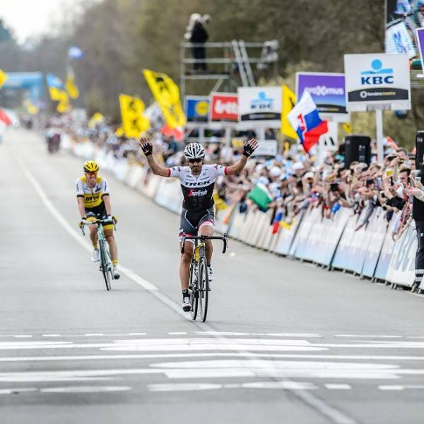 Tour of Flanders Ending