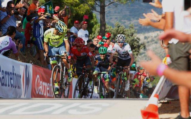 19 AUG - 10 SEP - LA VUELTA A ESPAÑA - Witness the battle for red up close!