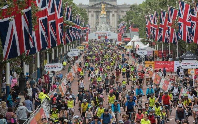 29 JUL - RIDELONDON 2018 - PACKAGES FOR OVERSEAS ENTRANTS NOW AVAILABLE!