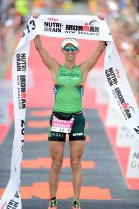 Ironman NZ women winner