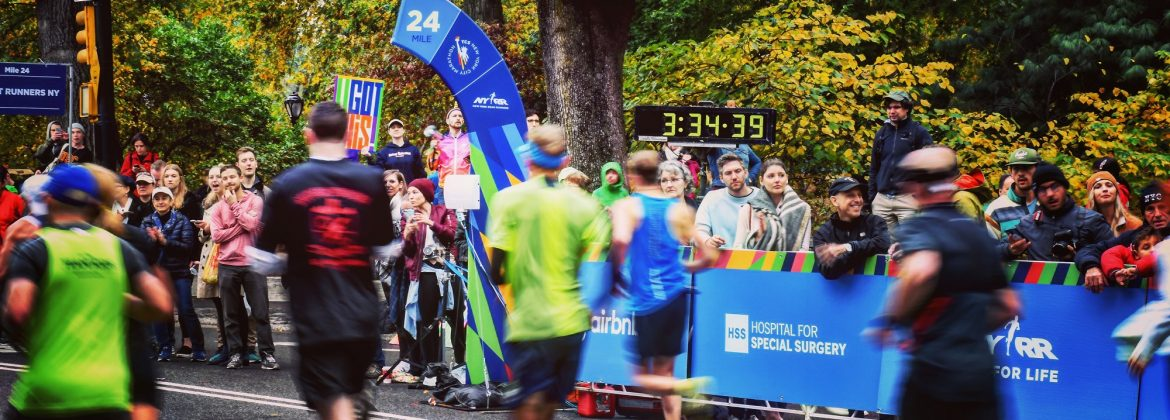 3rd NOV 2019 - TCS New York City Marathon - Secure your place now