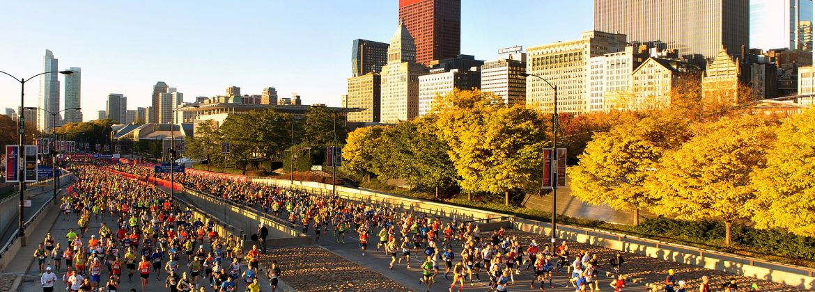 11th Oct 2020 - Bank of America Chicago Marathon - Guaranteed Entries Available